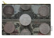 U S History Of Silver Dollars Carry-all Pouch
