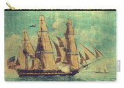 U S S Constitution 1803-1804 Carry-all Pouch