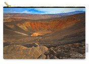 Ubehebe At Death Valley Carry-all Pouch