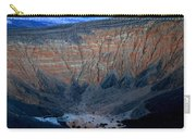Ubehebe Crater Twilight Death Valley National Park Carry-all Pouch