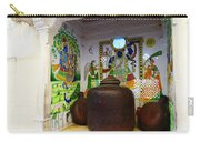 Udaipur City Palace Rajasthan India Queens Kitchen Carry-all Pouch