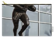 Uf Heisman Winner Tim Tebow  Carry-all Pouch by Lynn Palmer