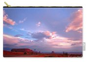 Ufo At Monument Valley Carry-all Pouch