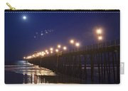 Ufo's Over Oceanside Pier Carry-all Pouch