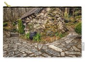 Ugly Cottage Carry-all Pouch by Adrian Evans