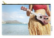 Ukulele Dancer Carry-all Pouch