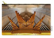 Ulm Pipe Organ Carry-all Pouch
