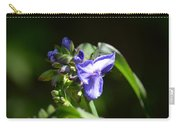 Ultra Violet Wildflower Carry-all Pouch