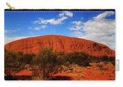 Uluru Central Australia Carry-all Pouch