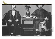 Ulysses S. Grant Visits China Carry-all Pouch