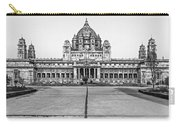 Umaid Bhawan Palace Monochrome Carry-all Pouch