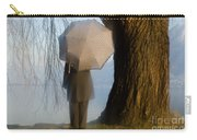 Umbrella And Tree Carry-all Pouch