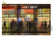 Umbrella Parade - New York In The Rain Carry-all Pouch