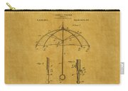 Umbrella Patent 1 Carry-all Pouch