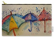 Umbrellas Carry-all Pouch
