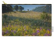 Umbria Wildflowers Carry-all Pouch