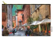 Una Notta A Roma Carry-all Pouch