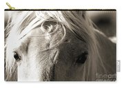 Unbrushed Mane Carry-all Pouch