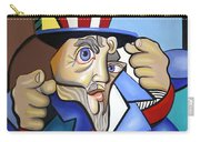 Uncle Sam 2001 Carry-all Pouch