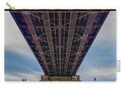 Under 59th Street Bridge Carry-all Pouch