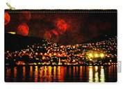 Corinth Under A Milti Moon Sky Carry-all Pouch