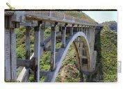 Under Bixby Bridge By Diana Sainz Carry-all Pouch
