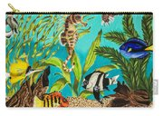 Under Sea Paradise Carry-all Pouch