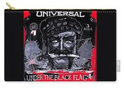 Under The Black Flag Poster 1916 Color Added 2013 Carry-all Pouch