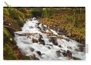 Under The Bridge Carry-all Pouch by Mike  Dawson