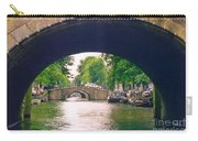 Under The Canals Carry-all Pouch