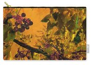 Under The Chokecherry Tree Carry-all Pouch
