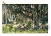 Under The Live Oak Tree Carry-all Pouch