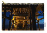 Under The Pier At Night Carry-all Pouch