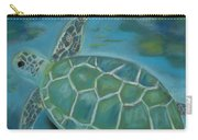 Under The Sea Carry-all Pouch by Mary Benke