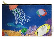 Under The Sea Mural 1 Carry-all Pouch