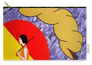 Under The Shelter Of Your Love Carry-all Pouch by Patrick J Murphy