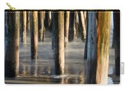 Under The Wharf Carry-all Pouch