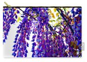 Under The Wisteria Carry-all Pouch