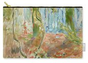 Undergrowth In Autumn Carry-all Pouch