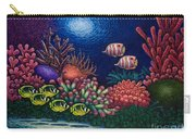 Undersea Creatures Vi Carry-all Pouch