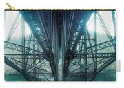 Underside Of A Bridge, Hudson Valley Carry-all Pouch