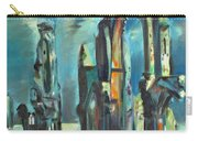 Underwater Cathedral By Chris Carry-all Pouch