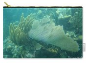 Underwater Forest Carry-all Pouch by Adam Jewell
