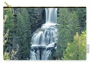 109008-undine Falls In Yellowstone Carry-all Pouch