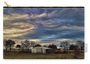 Undulatus Asperatus Skies 1 Carry-all Pouch