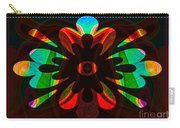 Unequivocal Truths Abstract Symbols Artwork Carry-all Pouch