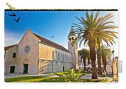 Unesco Town Of Trogir Church View Carry-all Pouch