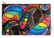 Unfold Carry-all Pouch by Teal Eye  Print Store