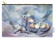 Unicorn Of Peace Carry-all Pouch