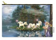 Unicorn Wizard Pool Carry-all Pouch